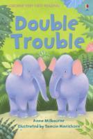 Cover-Bild zu Very First Reading: Double Trouble von Milbourne, Anna