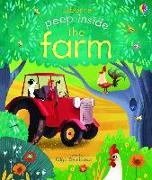 Cover-Bild zu Peep Inside. The Farm von Milbourne, Anna