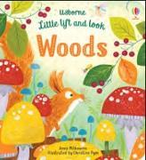Cover-Bild zu Little Lift and Look Woods von Milbourne, Anna