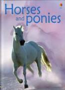 Cover-Bild zu Horses and Ponies von Milbourne, Anna