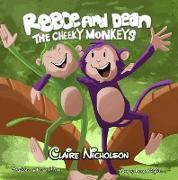 Cover-Bild zu Reece and Dean: the Cheeky Monkeys (eBook) von Nicholson, Claire