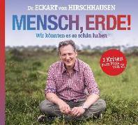 Cover-Bild zu Mensch, Erde! von Hirschhausen, Eckart von
