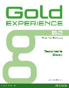 Cover-Bild zu Gold Experience B2 Teacher's Book von Edwards, Lynda