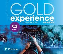 Cover-Bild zu Gold Experience 2nd Edition C1 Class Audio CDs