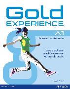 Cover-Bild zu Gold Experience A1 Workbook without key von Frino, Lucy
