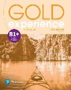 Cover-Bild zu Gold Experience 2nd Edition B1+ Workbook von Ball, Rhiannon
