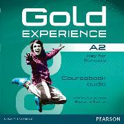Cover-Bild zu Gold Experience A2 Class Audio CDs