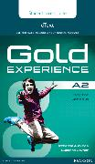 Cover-Bild zu Gold Experience A2 eText Student Access Card von Alevizos, Kathryn