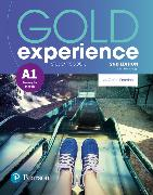 Cover-Bild zu Gold Experience 2nd Edition A1 Student's Book with Online Practice Pack von Barraclough, Carolyn