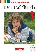 Cover-Bild zu Deutschbuch Gymnasium, Baden-Württemberg - Bildungsplan 2016, Band 1: 5. Schuljahr, Schülerbuch von Beck, Markus