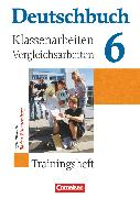 Cover-Bild zu Deutschbuch Gymnasium, Baden-Württemberg - Ausgabe 2003, Band 6: 10. Schuljahr, Klassenarbeitstrainer mit Lösungen von Beck, Markus