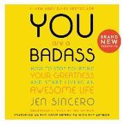 Cover-Bild zu You Are a Badass von Sincero, Jen