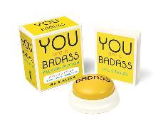 Cover-Bild zu You are a Badass Talking Button von Sincero, Jen