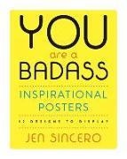 Cover-Bild zu You Are a Badass® Inspirational Posters von Sincero, Jen