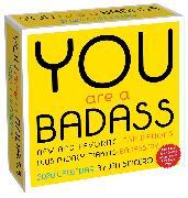 Cover-Bild zu You Are a Badass 2020 Day-to-Day Calendar von Sincero, Jen