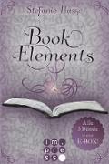 Cover-Bild zu BookElements: Alle drei Bände in einer E-Box! (eBook) von Hasse, Stefanie