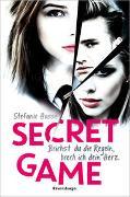 Cover-Bild zu Secret Game. Brichst du die Regeln, brech ich dein Herz von Hasse, Stefanie