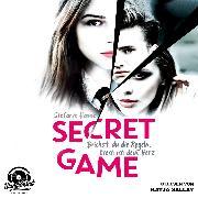 Cover-Bild zu Brichst du die Regeln, brech ich dein Herz - Secret Game, (ungekürzt) (Audio Download) von Hasse, Stefanie
