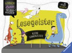 Cover-Bild zu Bürgermeister, Tanja: Lesegeister