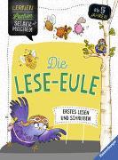 Cover-Bild zu Bürgermeister, Tanja: Die Lese-Eule