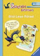 Cover-Bild zu Bürgermeister, Tanja: Bild-Lese-Rätsel (2. Lesestufe)