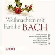 Cover-Bild zu Weihnachten mit Familie Bach