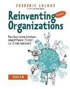 Cover-Bild zu Reinventing Organizations visuell von Laloux, Frederic