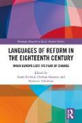 Cover-Bild zu Richter, Susan (Hrsg.): Languages of Reform in the Eighteenth Century (eBook)