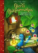 Cover-Bild zu Gloria Glühwürmchen (Band 3) - Zauberhafte Glitzernächte von Weber, Susanne