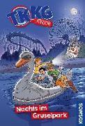Cover-Bild zu TKKG Junior, 7, Nachts im Gruselpark von Vogel, Kirsten