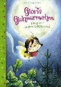 Cover-Bild zu Gloria Glühwürmchen - Flieg mit in den Glitzerwald von Weber, Susanne