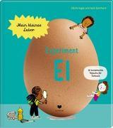 Cover-Bild zu Experiment Ei von Jugla, Cécile