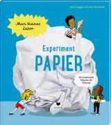 Cover-Bild zu Experiment Papier von Jugla, Cécile