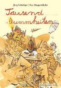 Cover-Bild zu Tausend Dummheiten von Schubiger, Jürg