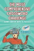 Cover-Bild zu The Most Comprehensive Crossword Challenge | Dummy Edition (with 70 puzzles!) von Puzzle Therapist