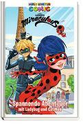 Cover-Bild zu Mein erster Comic: Miraculous: Spannende Abenteuer mit Ladybug und Cat Noir von Panini