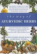 Cover-Bild zu Khalsa, Karta Purkh Singh: The Way of Ayurvedic Herbs