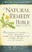 Cover-Bild zu Lust, John: The Natural Remedy Bible (eBook)