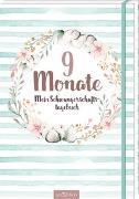 Cover-Bild zu 9 Monate. Mein Schwangeschaftstagebuch von Müller-Egloff, Dr. Susanne