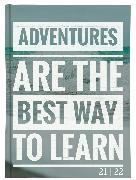 Cover-Bild zu Biella Schüleragenda mydiary 21/22, Adventure