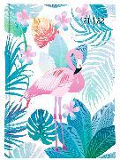 Cover-Bild zu Biella Schüleragenda mydiary 21/22, Tropical