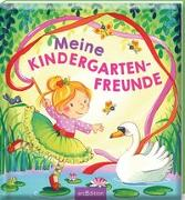 Cover-Bild zu Meine Kindergarten-Freunde (Ballerina) von Kraushaar, Sabine (Illustr.)