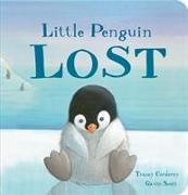 Cover-Bild zu Corderoy, Tracey: Little Penguin Lost