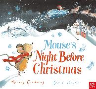 Cover-Bild zu Corderoy, Tracey: Mouse's Night Before Christmas