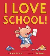 Cover-Bild zu Corderoy, Tracey: I Love School!