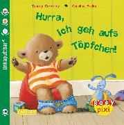 Cover-Bild zu Corderoy, Tracey: Carlsen Verkaufspaket Baby Pixi. Hurra, ich geh aufs Töpfchen!