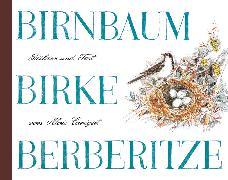 Cover-Bild zu Carigiet, Alois: Birnbaum, Birke, Berberitze, Mini Carigiets