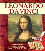 Cover-Bild zu Leonardo Da Vinci Set von Barber, Barrington