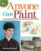 Cover-Bild zu Anyone Can Paint von Barber, Barrington