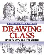 Cover-Bild zu Drawing Class (eBook) von Barber, Barrington
